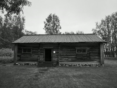 Parsonage at  Turkansaari