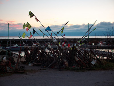 Fishermens flags