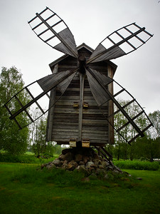 WIndmill at Turkansaari