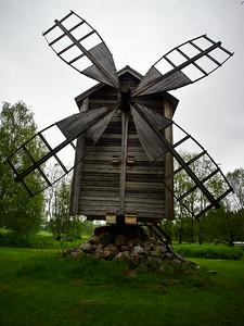 WIndmill at Turkansaari