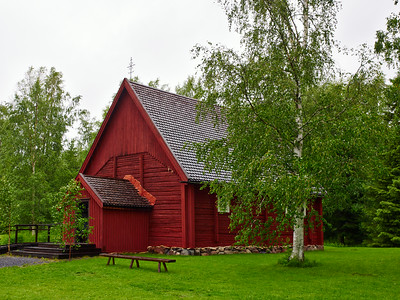 The Church of Turkansaari