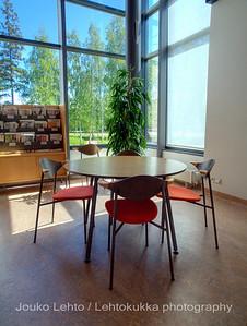Architecture and interiors - Arkkitehtuuri ja tila